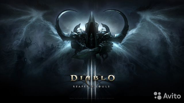 Diablo 3 Reaper of Souls (PS4) (рус.)— фотография №1