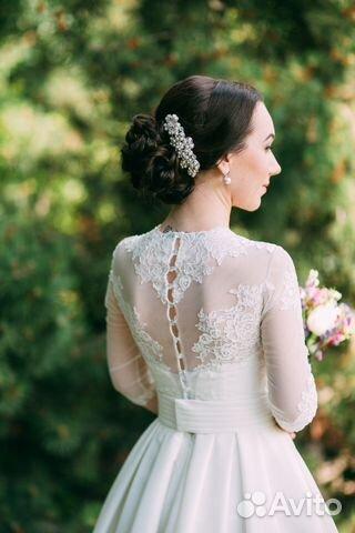 Авито свадебное платье в подольске