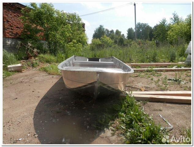 алюминиевая лодка вятка профи 37