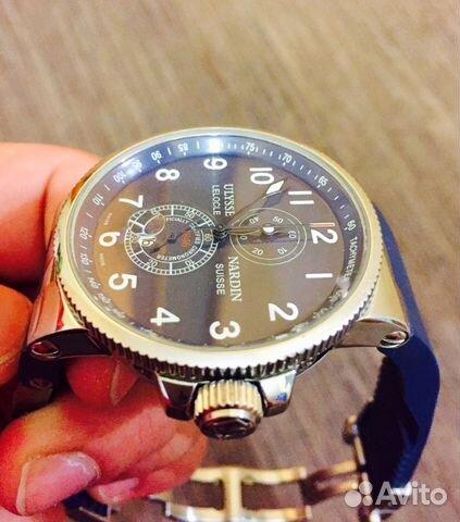 Ulysse Nardin Швейцарские часы Ulysse