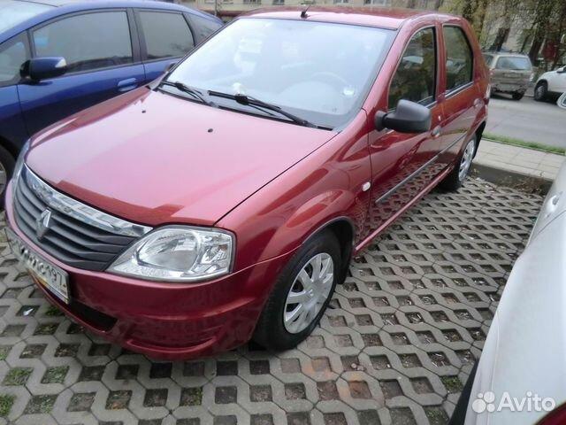 Renault Logan Рено Логан  avtogermesru