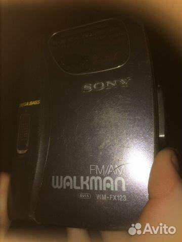 a080ef5ebc63 Кассетный плеер Sony Walkman купить в Рязанской области на Avito ...