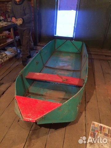 купить лодку мотор в ижевске на авито