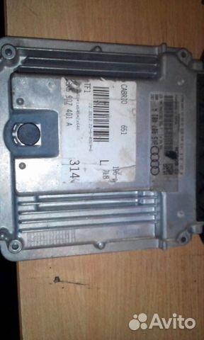 Блок управления двигателем Ауди 3.0 Tdi 8K5907401A— фотография №1