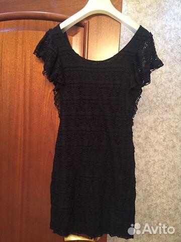7398ad425ea Маленькое чёрное платье (новое) купить в Москве на Avito ...