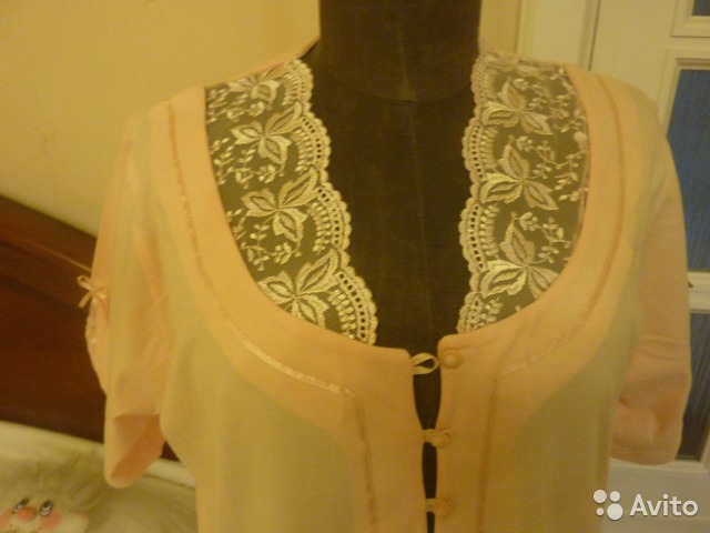 06d6b10fbe94525 Ночная сорочка ночнушка новая Турция купить в Санкт-Петербурге на ...