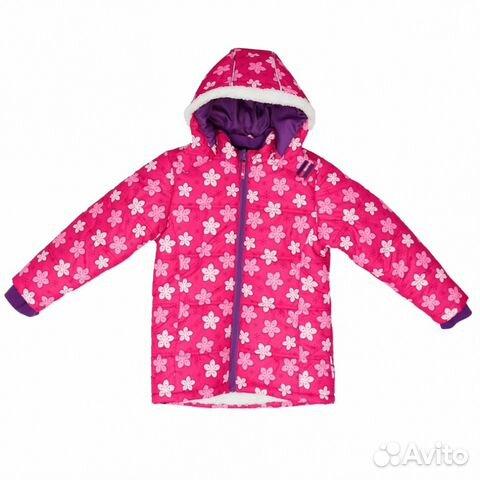 Новая куртка зимняя Motion'S (Финляндия) р.134 89607415514 купить 1