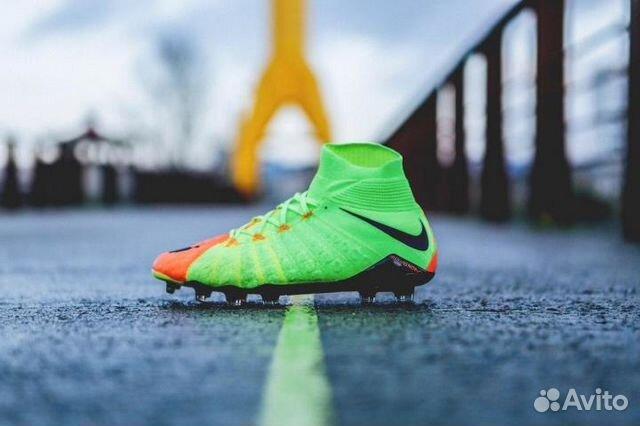f5bcb4b9 Футбольные бутсы Nike Hypervenom - новые | Festima.Ru - Мониторинг ...