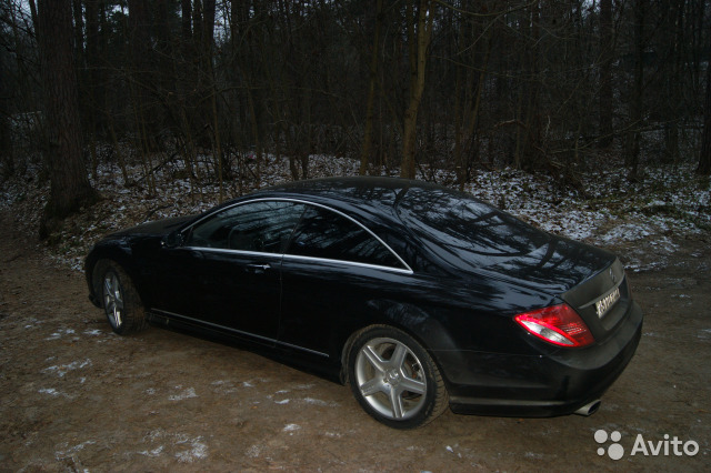 Mercedes-Benz CL-класс