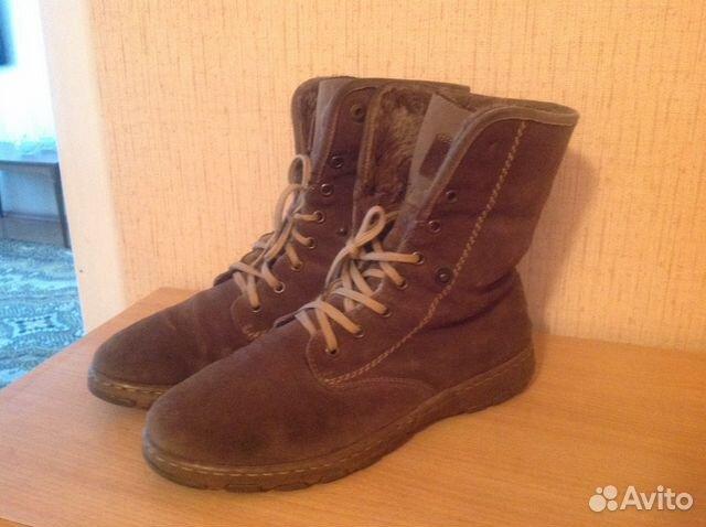 621949f7 Зимние ботинки Rieker | Festima.Ru - Мониторинг объявлений