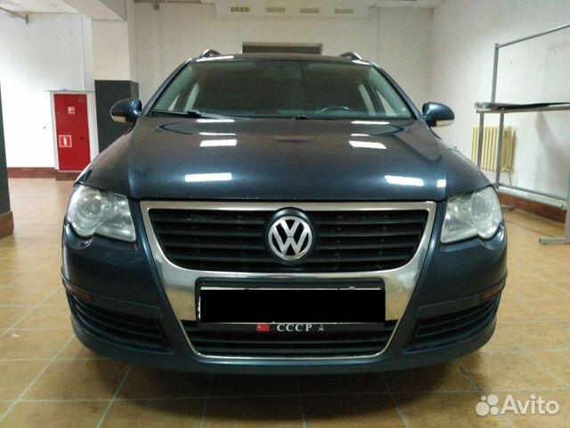 Volkswagen Passat, 2008— фотография №1