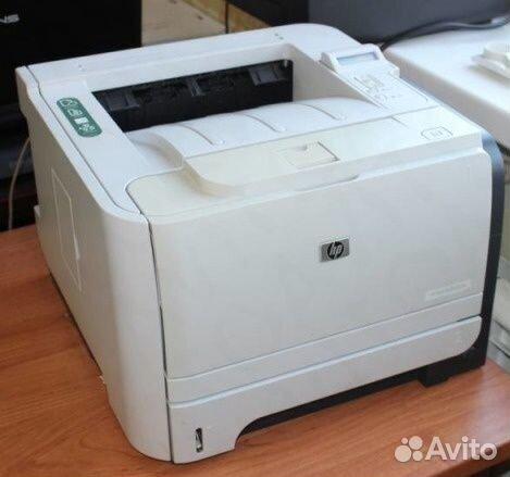 Продаю лазерный принтер HP-2055DN б/у