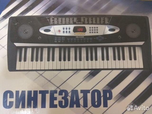 Синтезатор инструкция elenberg ms 5420
