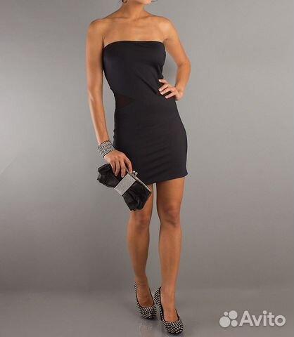 7a10183d150 Продам маленькое черное платье новое