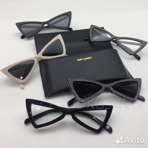 7ffc0aba95fb Очаровательные очки Saint Laurent в наличии купить в Санкт ...