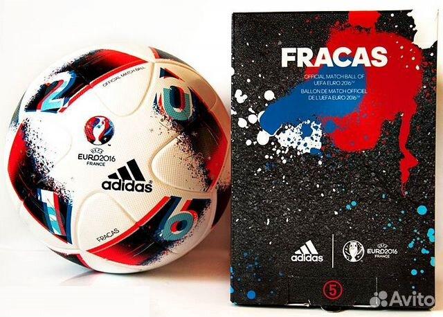 Финальный футбольный мяч euro 2012 adidas Fracas b6c4d664d02e7