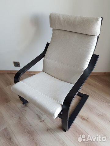 кресло поэнг икеа
