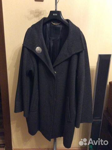1ad7eb9f815 Les copains пальто демисезонное купить в Санкт-Петербурге на Avito ...