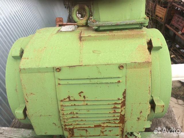 Двигатель Асинхронный, 3ф-50Hz, 55кВт 89040625603 купить 1