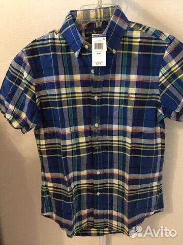92fb3e799e7 Рубашка с короткими рукавами Ralph Lauren