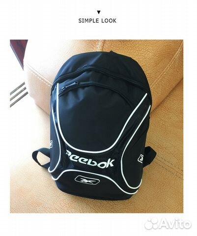 Вело рюкзак Reebok
