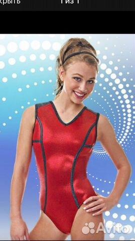 782ae76404882 Купальник для спортивной гимнастики | Festima.Ru - Мониторинг объявлений