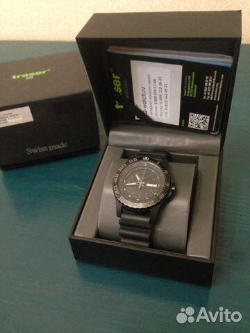 dc08b02c Швейцарские наручные часы Traser купить в Санкт-Петербурге на Avito ...