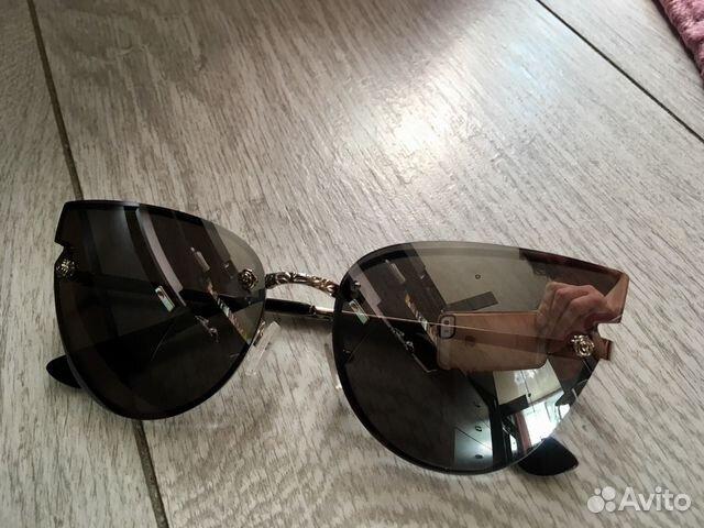 Продам очки солнечные зеркальные Кошачьи глазки   Festima.Ru ... 7902139ab1f