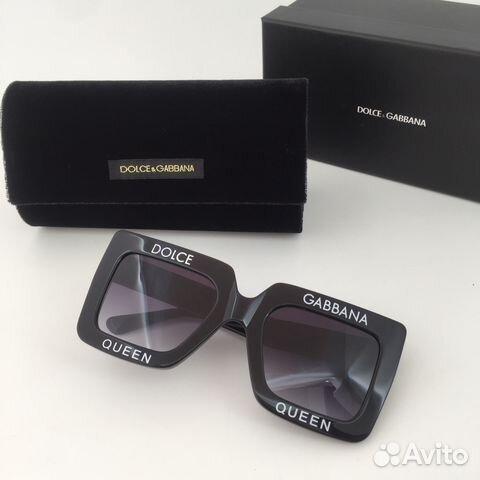 9f77df9b9c46 Новые очки Dolce Gabbana Queen в наличии— фотография №1. Адрес  Санкт- Петербург ...