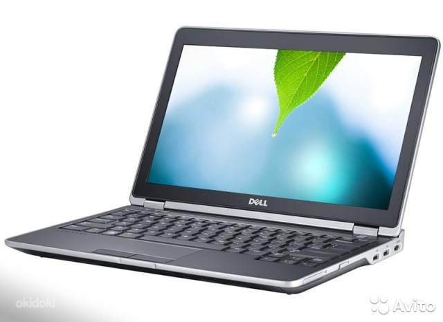 Компактный Dell latitude e6220 Core i5,12