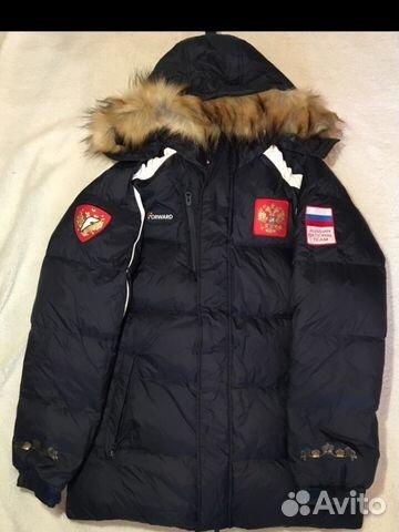 50fdb2d93ae Куртка пуховая мужская Forward купить в Санкт-Петербурге на Avito ...