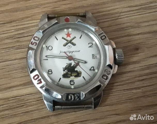 7a198b8df094 Мужские наручные часы Восток Командирские