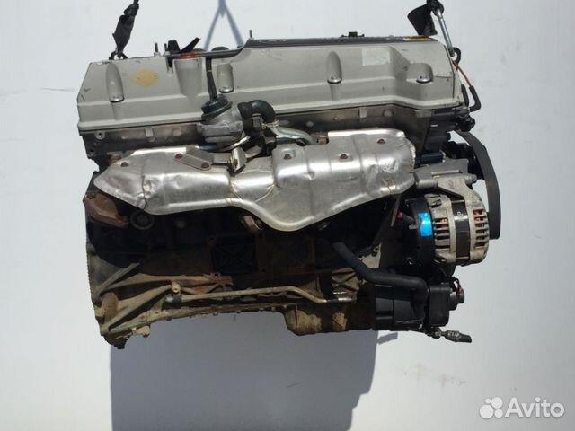 Двигатель контрактный 162944 3.2L SsangYong