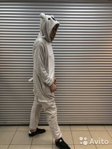 Кигуруми-пижама Коала L  a75ca016e11a3