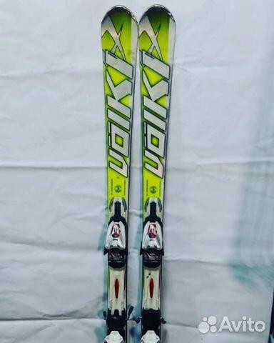 Горные лыжи volki speed wall купить в Иркутской области на Avito ... a10056b0753