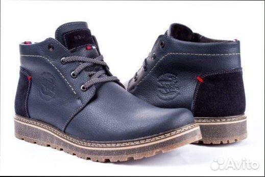 Зимние мужские ботинки tommy hilfiger  83e6f5b4e8071