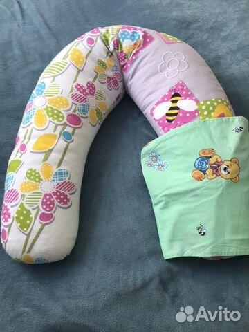 e1b6caccd5da Подушка для беременных и кормления купить в Самарской области на ...