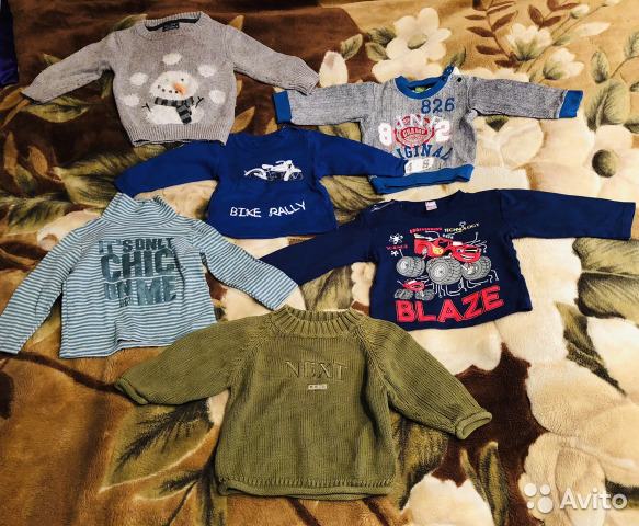 Пакет детской одежды  50f3254fe7678