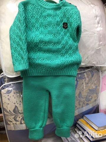 костюм вязаный детский Festimaru мониторинг объявлений