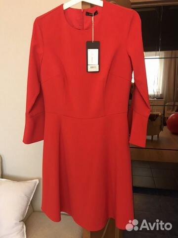 dee5ee70353e848 Красное платье   Festima.Ru - Мониторинг объявлений