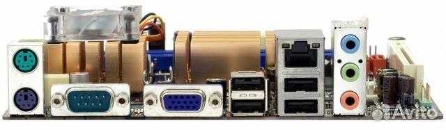 Плата Mini-ITX c процессором 89101939470 купить 3