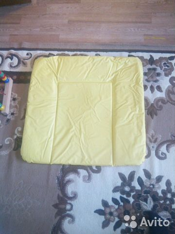 Changing Mat on the changing table or for massage