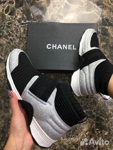 895c23ffb6a7 Кроссовки Chanel оригинал   Festima.Ru - Мониторинг объявлений