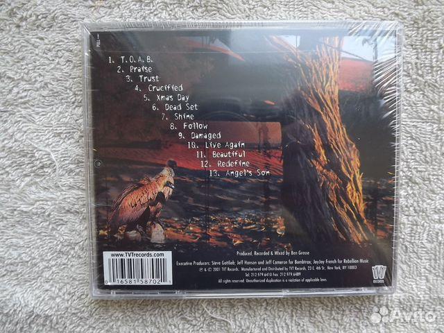Sevendust - Animosity (PA) (CD, Nov-2001, TVT) US купить в