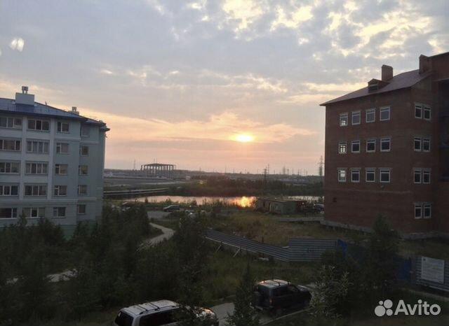 Продается однокомнатная квартира за 3 600 000 рублей. Салехард, Ямало-Ненецкий автономный округ, улица Зои Космодемьянской, 45.