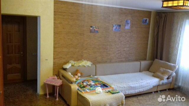 Продается четырехкомнатная квартира за 5 300 000 рублей. город Красноярск, ул. Молокова 62.