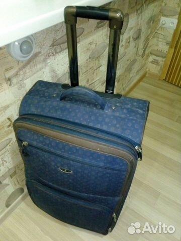 d27840a691d0 Продам чемодан дорожный купить в Республике Крым на Avito ...