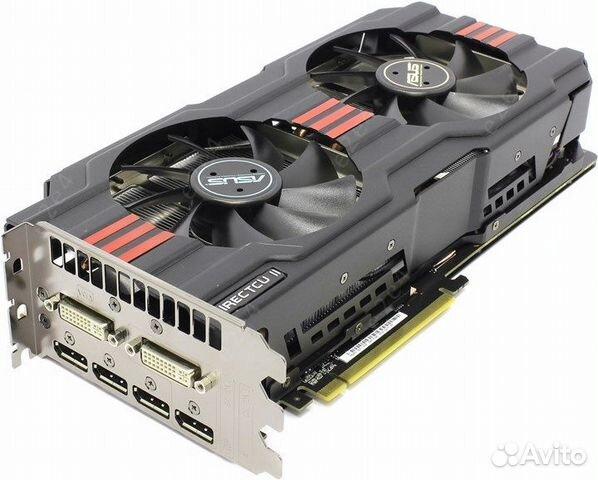 Asus Radeon R9 280X 3 Gb