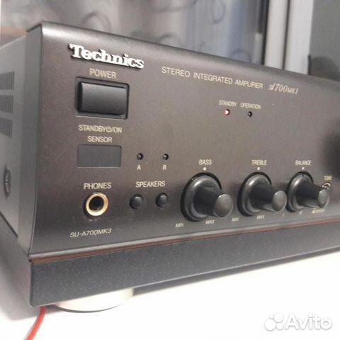 Усилитель Technics SU-V9   Festima Ru - Мониторинг объявлений