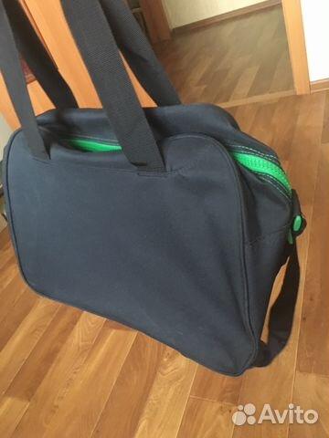 fa758a09 Спортивная сумка Demix купить в Ханты-Мансийском АО на Avito ...